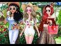 Princesses Pom Poms Fashion (Принцессы Диснея мода с помпонами)