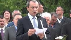 Стотици почетоха Ботев в Калофер