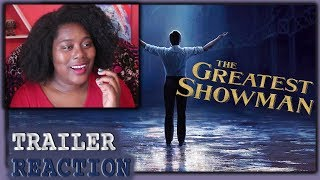THE GREATEST SHOWMAN || Trailer 2 Reaction