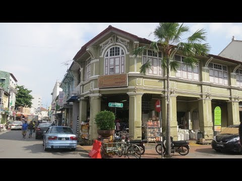 George Town,  Penang - Strolling trough the historic district