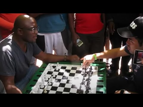 Hikaru Nakamura Vs South African Chess Amateur: Illegal Pawn Promotion?!