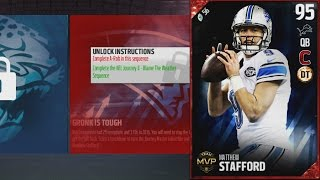 Journey Solos With Texas   Grinding For A Free Elite 95 Overall QB Matt Stafford