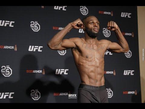 UFC Fight Night 166: Монтел Джексон vs. Фелипе Коларес