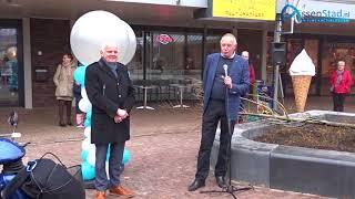 Winkelcentrum Nobellaan Assen officieel geopend