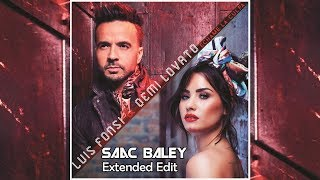 Luis Fonsi Demi Lovato chame La Culpa Saac Baley Extended Edit.mp3