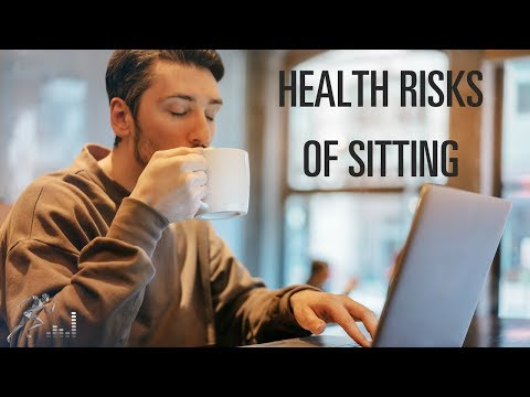 The health risks from sitting too much