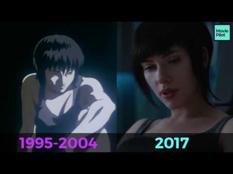 Recordamos las películas CyberPunk!