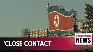 South Korea, U.S. in close contact over North Korea: U.S. State Dept.