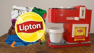 LEGO Tea Machine [COOL]