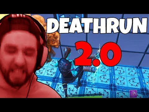 JEV PLAYS CIZZORZ FORTNITE DEATH RUN 2.0 (EARLY ACCESS)