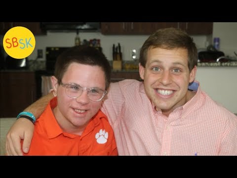 A College Student With Down Syndrome And His Autistic Roommate