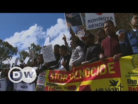 Myanmar under pressure over continuing violence | DW English