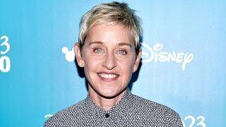 Ellen Degeneres Reveals Who Her First Kiss Was