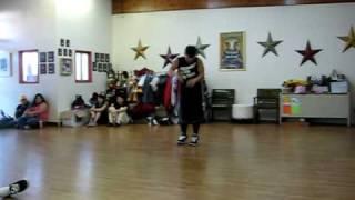 Love You Gently - Choreograph - Freddy Sundara - Solo
