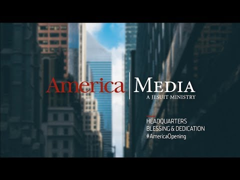 New America Media Headquarters | Blessing & Dedication