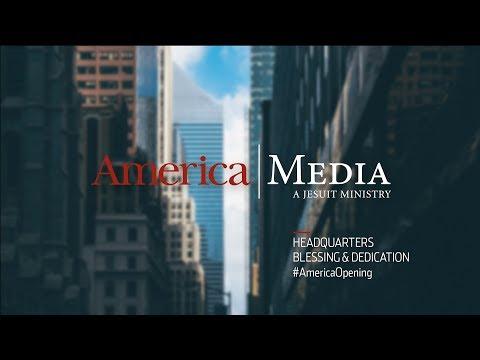 New America Media Headquarters | Blessing & Dedication