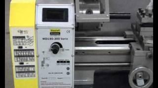 Токарный станок по металлу Epple MD 180x300