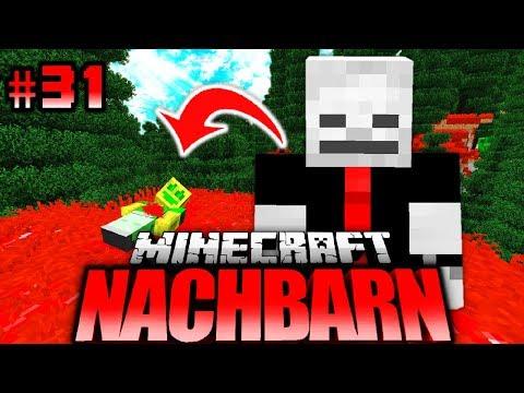 WAS macht LARS HIER?! - Minecraft Nachbarn #031 [Deutsch/HD]