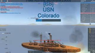 roblox naval 1918 a day in life for the USS Colorado