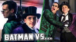BATMAN vs PENGUIN y RIDDLER Looks Finales ¡ESTO ES PERFECCIÓN!