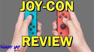 Nintendo Switch Joy-Con Review