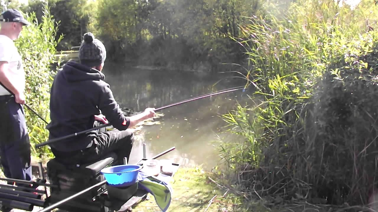 Tackle time beginners guide to pole fishing for carp for Fishing pole for beginners