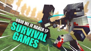 Ubio me je haker !?   Survival Games Mineplex #EP.15
