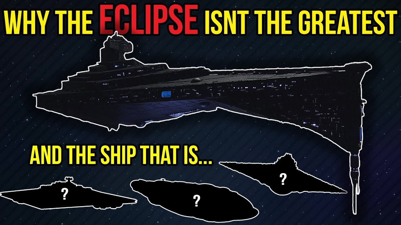 Why The Eclipse isn't the Best 'Legends' Ship, and What Is ...