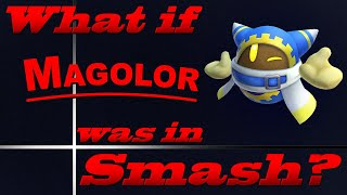 What If Magolor Was In Smash? (Moveset Ideas: 69)