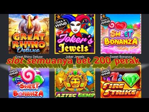 Slot Bet Termurah 200 Perak Semua Permainan Youtube