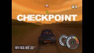 Rally Championship (PS2 Gameplay)