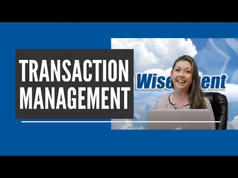 Wise Agent CRM Transaction Management Checklists [Stay Organized]