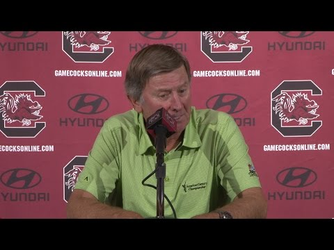 Steve Spurrier Weekly Press Conference - 9/8/15