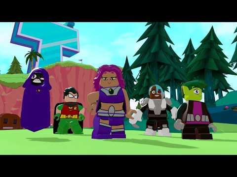 LEGO Dimensions: Teen Titans Go! Trailer