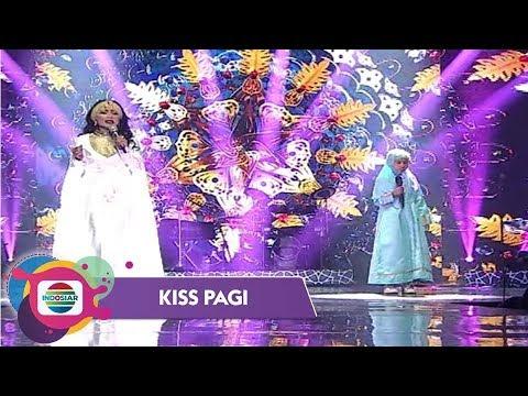 Rita Sugiarto Berkolaborasi dengan Seorang Hafiz Cilik - Kiss Pagi