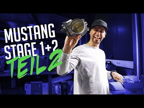 Thumbnail: JP Performance - Ford Mustang | Stage 1+2 | Teil 2