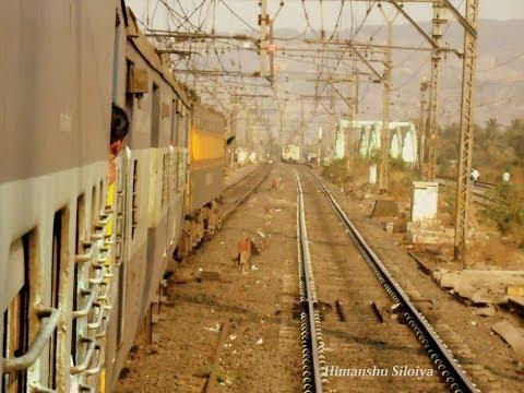 Thane to Kalyan in 12117 LTT-MMR Godavari Exp