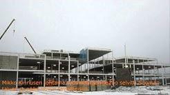 Matkus Shopping Center - Rakennusliike Lehto Oy:n tuotantoa