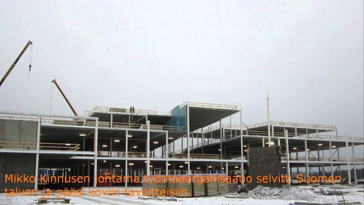 Matkus Shopping Center, Kuopio. – Bild von Matkus Shopping Center, Kuopio