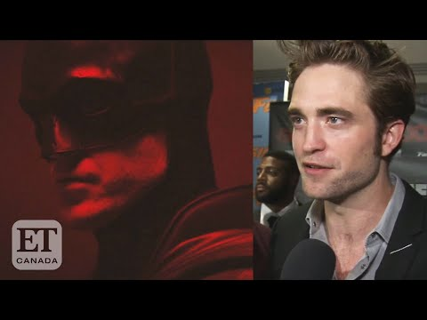 First Look At Robert Pattinson As Batman