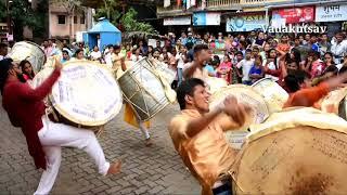 Maratheshai Dhol Tasha pathak vadya Pujan 2018