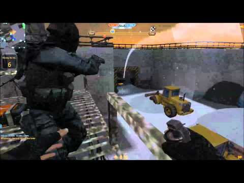 Counter Strike Nexon Zombies - Zombie Escape (1080p HD)