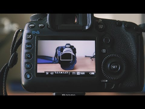 Basic Settings for Cinematic Footage   Film School Friday   How To