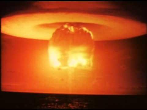 operation Castle Romeo shot megaton nuclear testing 1954