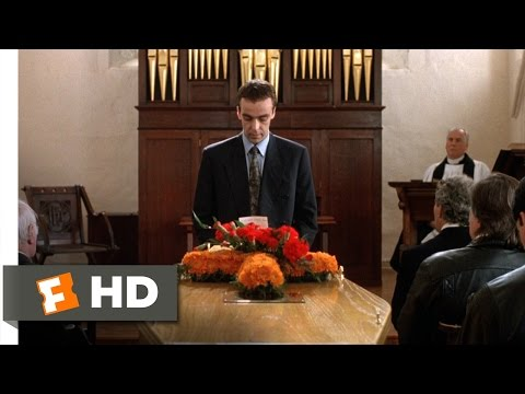 Four Weddings and a Funeral (10/12) Movie CLIP - He Was My North (1994) HD