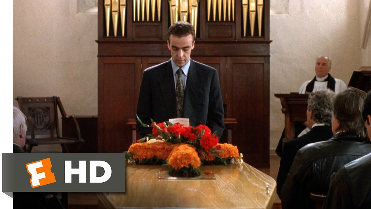 Four Weddings And A Funeral 10 12 Movie CLIP