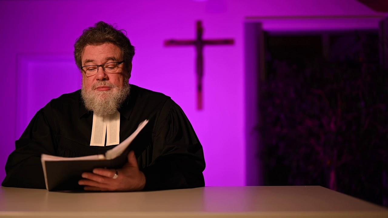 Videopredigt zum Sonntag Okuli