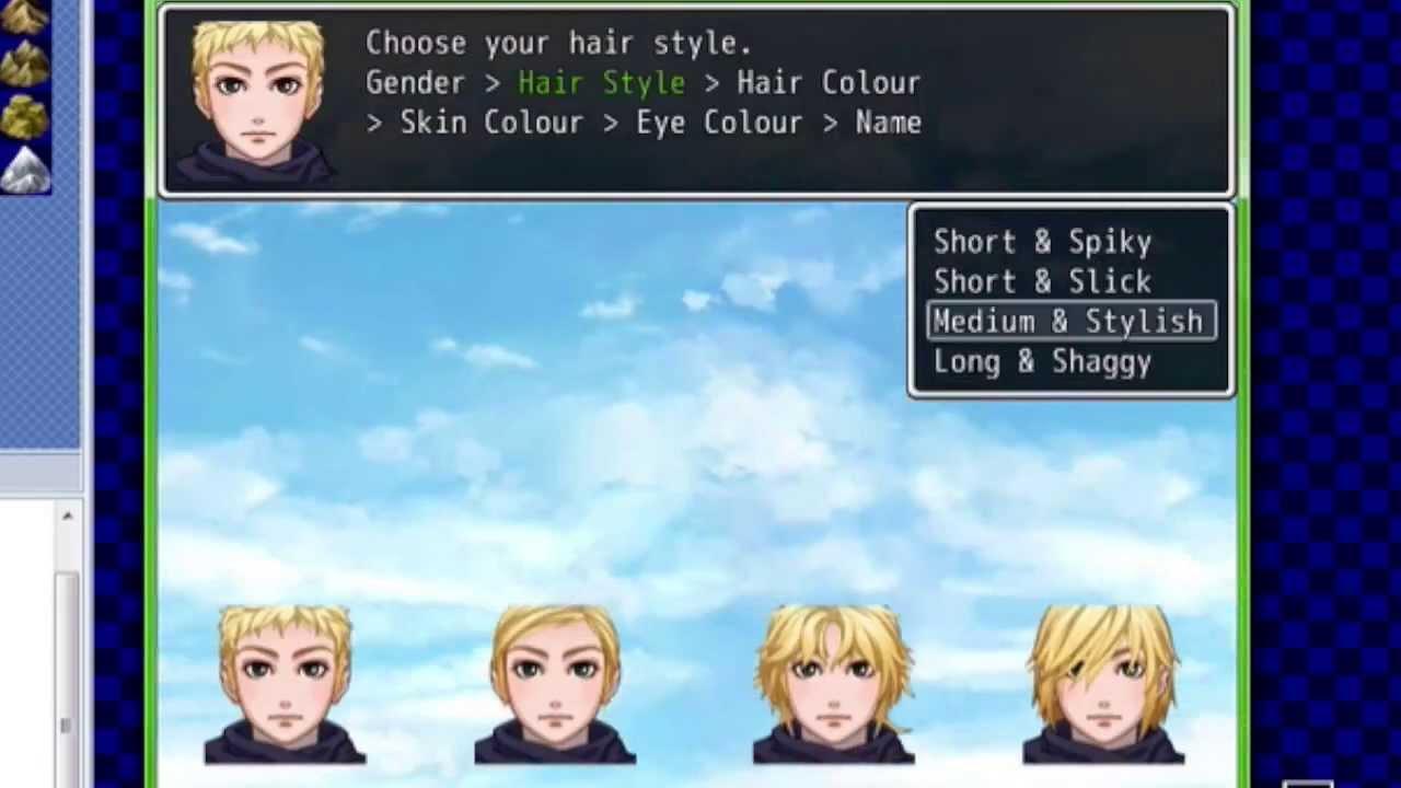 Top Visual Novel games tagged Character Customization - smena info
