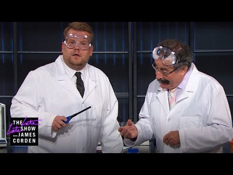 Science Experiments w Professor Robert Winston
