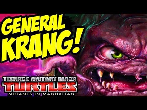 Teenage Mutant Ninja Turtles Mutants in Manhattan Walkthrough Part 7 STAGE GENERAL KRANG